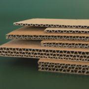 strutture del cartone